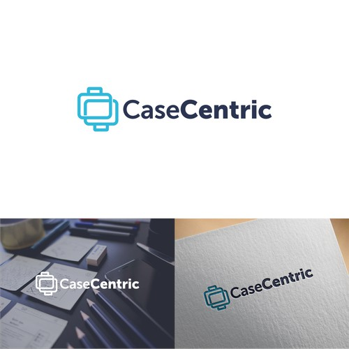 logo for case centric