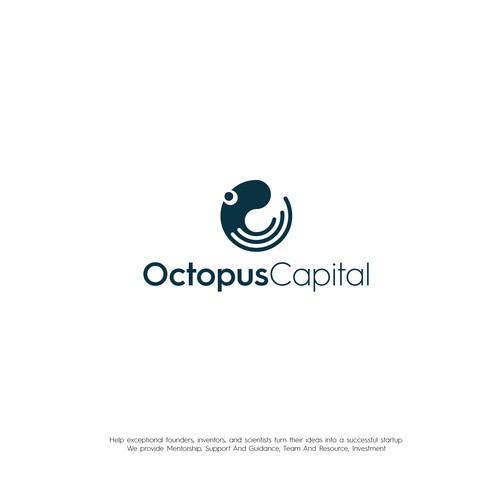 Logo Concept for Octopus Capital