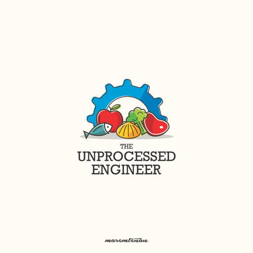 Logo wanted: help the unprocessed engineer share her adventures in real food