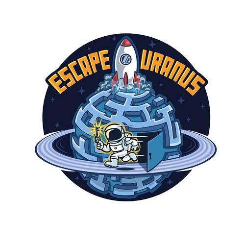 Logo for Escape Uranus