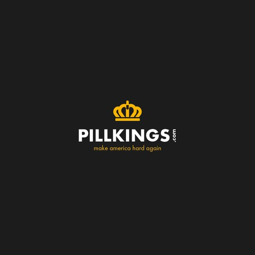 Logo design for PillKings.com