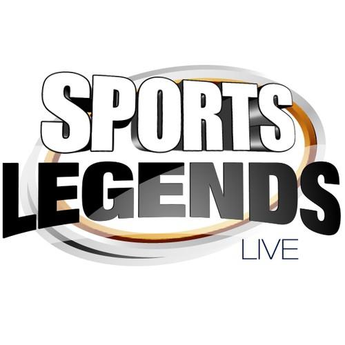Sports Legends Live needs a new logo
