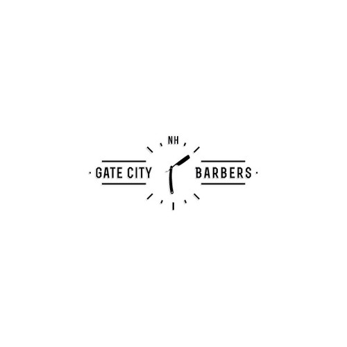 Gate City Barbers  needs a new logo