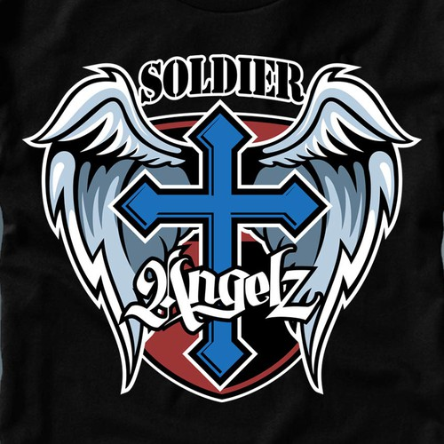 Soldier Angelz logo