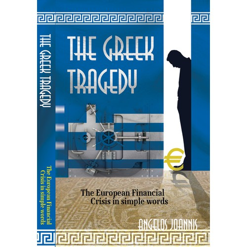 Cover for a book about the Greek debt crisis