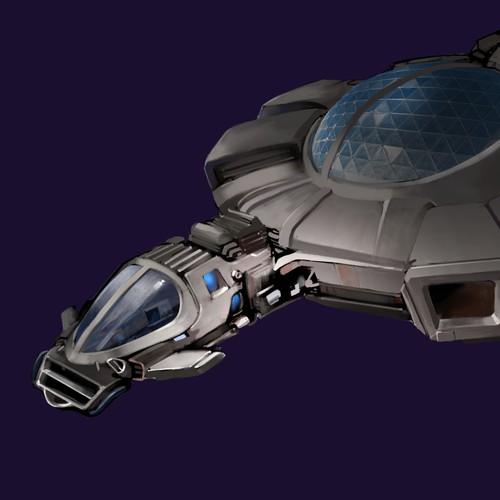 spaceship wip