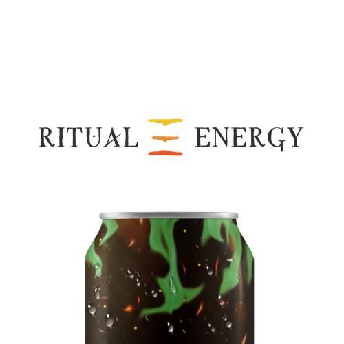 Ritua Energy Drink Logo