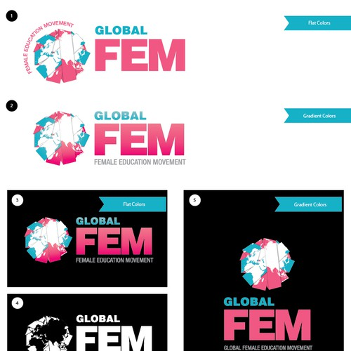 logo for GlobalFEM