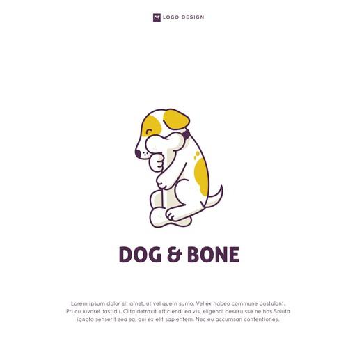 DOG & BONE.