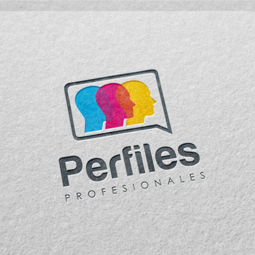 Logo design for a company developing professional CV profiles