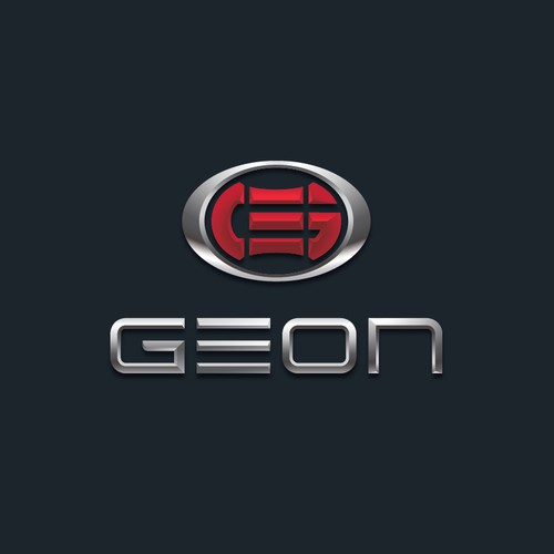 GEON logo design