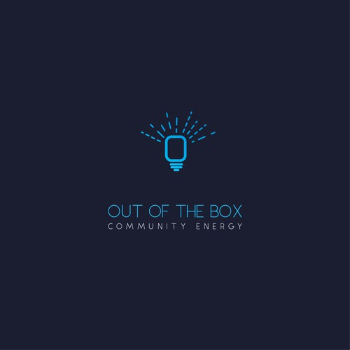 Logo concept for Out of the box