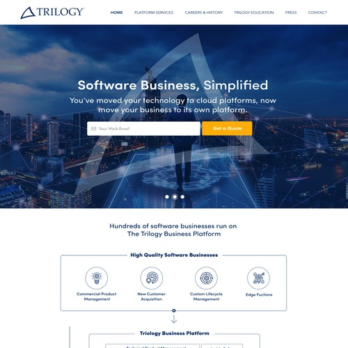 Trilogy - Software Business Simplified