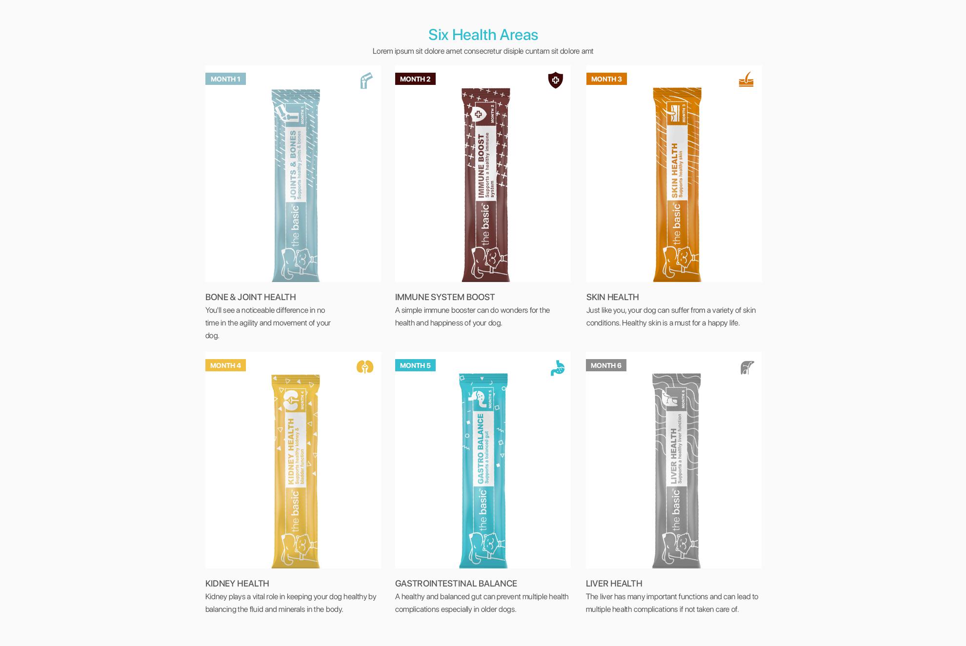 Website design - mobile first