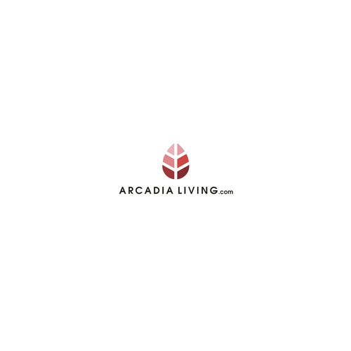 logo designs acardia living