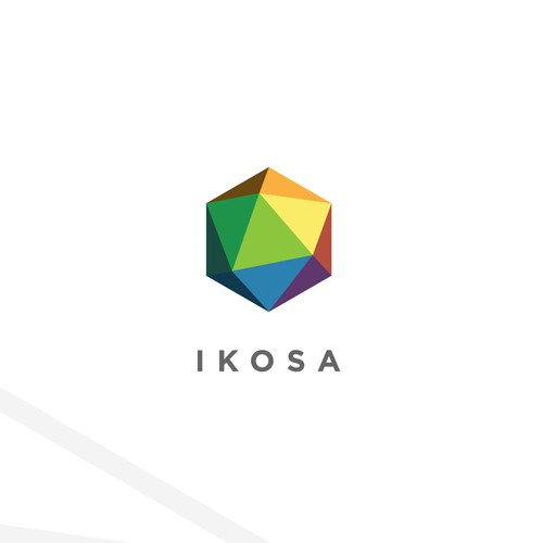 Logo for IKOSA