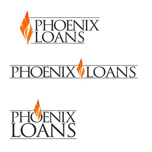 Phoenix loans needs a new logo