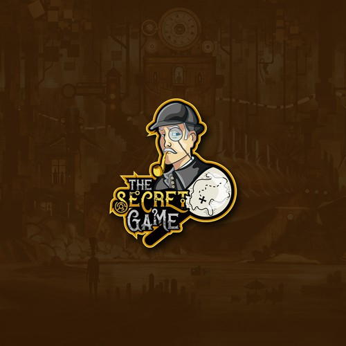 The Secret Game - Winning design