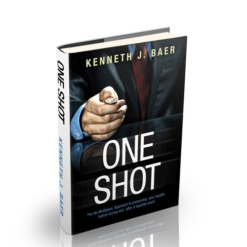 A Book Cover Design for Economy Book
