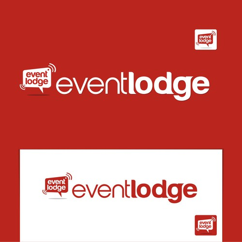 Modern online business Eventlodge.com needs a logo
