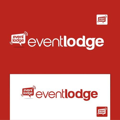 Modern online business Eventlodge.com needs a logo