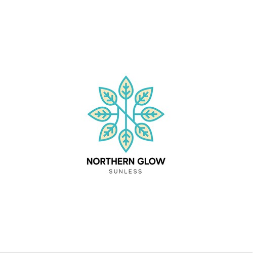 Logo for NORTHERN GLOW