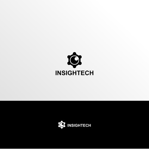 Insightech Logo Design