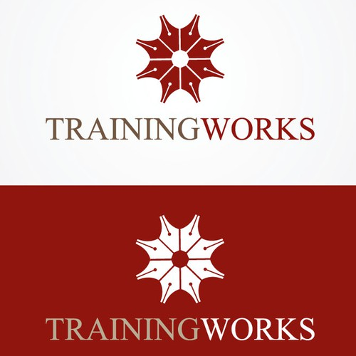 Training works logo