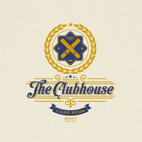 Cigar Clubhouse - Logotype design