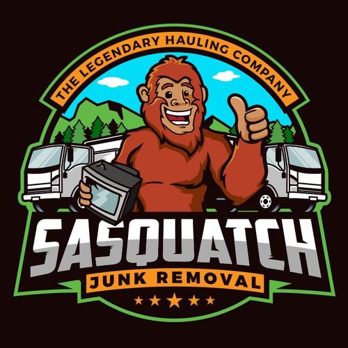 Sasquatch Junk Removal