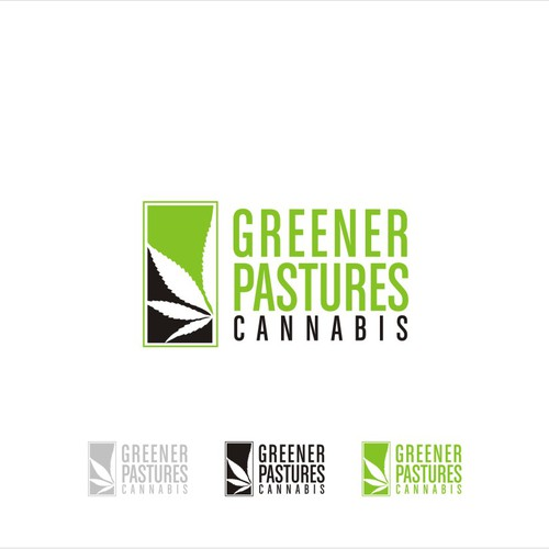 New logo wanted for Greener Pastures Cannabis