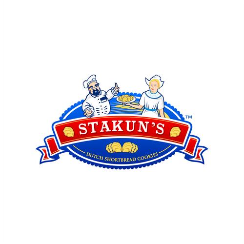 Logo design for Stakun's