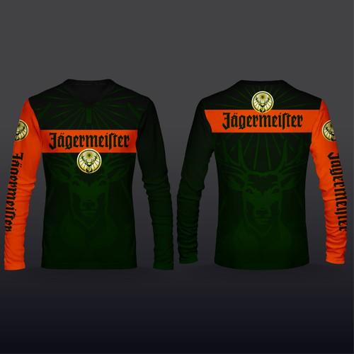 Jagermesiter MTB Cycling Jersey