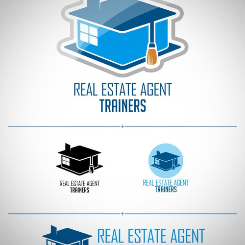 "Create an awesome logo for ""Real Estate Agent Trainers"""