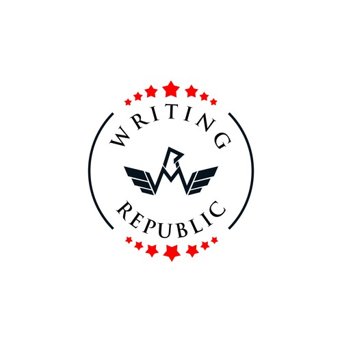 Creative Logo: Writing Republic