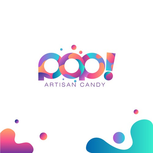 Logo concept for pop!
