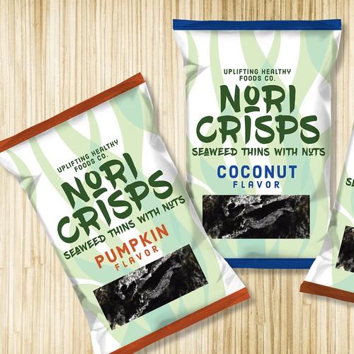 Nori Crisps