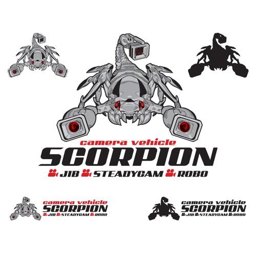 logo for Scorpion Camera Vehicle