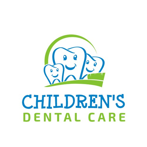Logo for children's dentisty