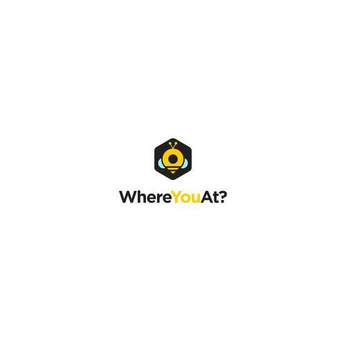 Logo Design for Where You At?