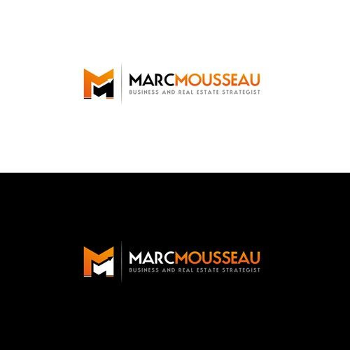 Marc Mousseau,  Business and Real estate Strategist Needs a Logo!