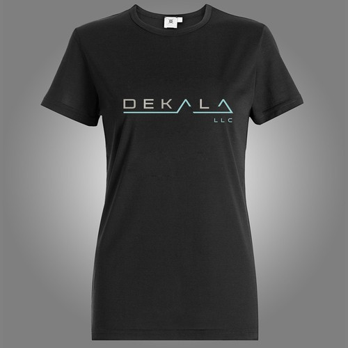 T shirt design for DEKALA