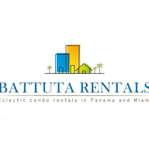 Create the next logo for BattutaRentals