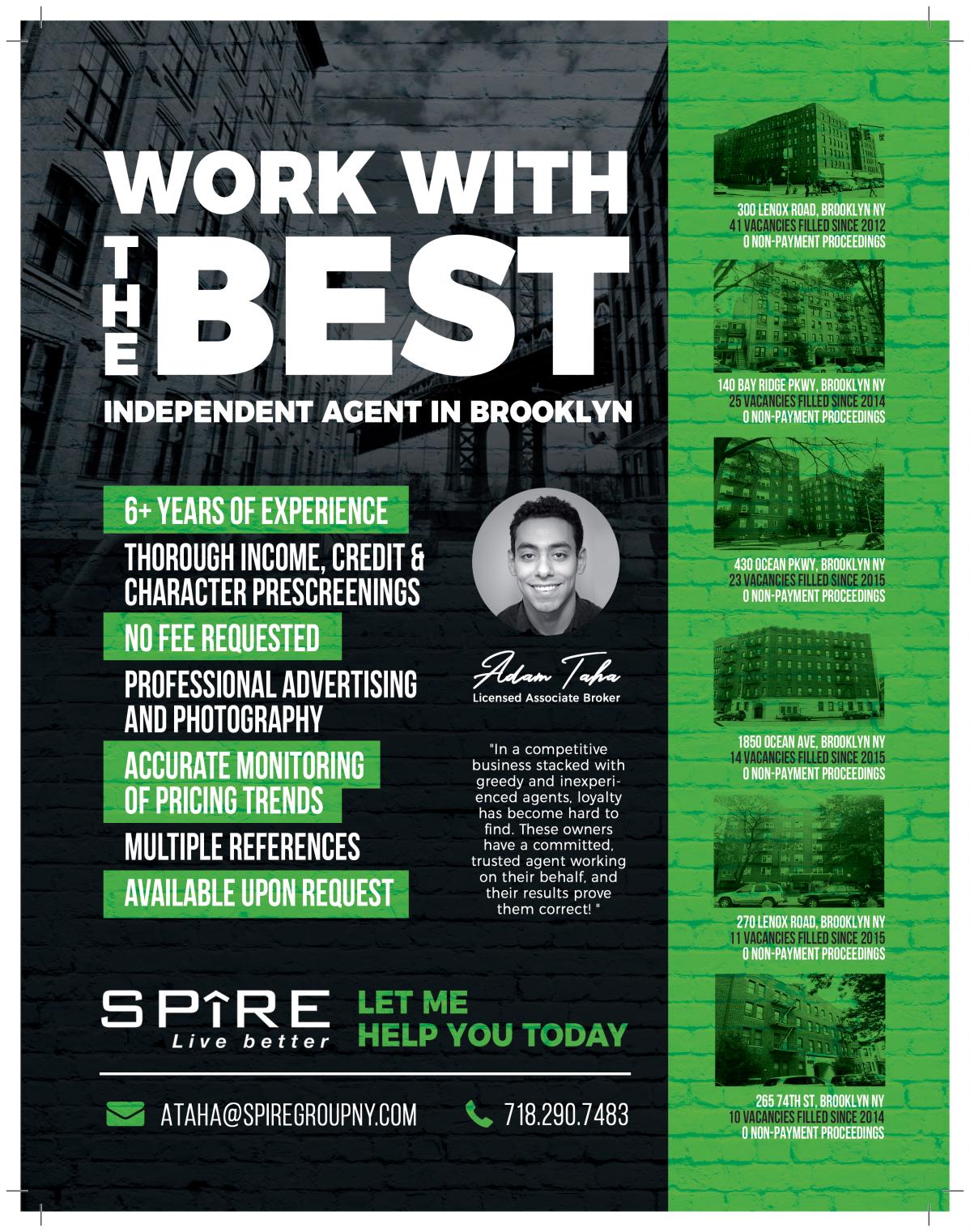 Edit & Enhance A Real Estate Flyer