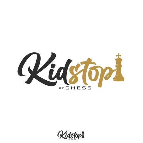Logo design for kidstop