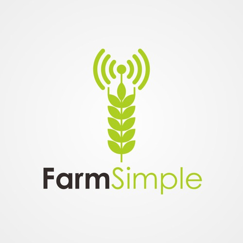 Logo concept for FarmSimple