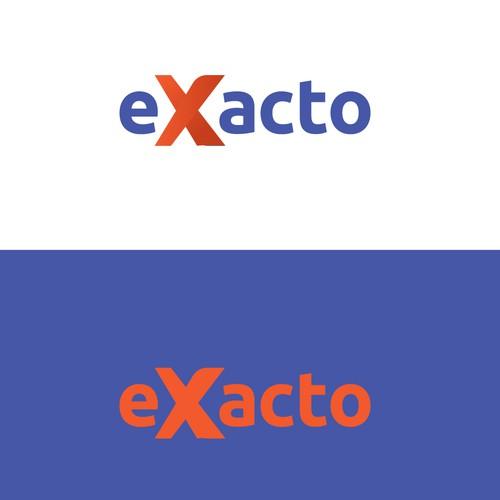 Exacto Logo Concept
