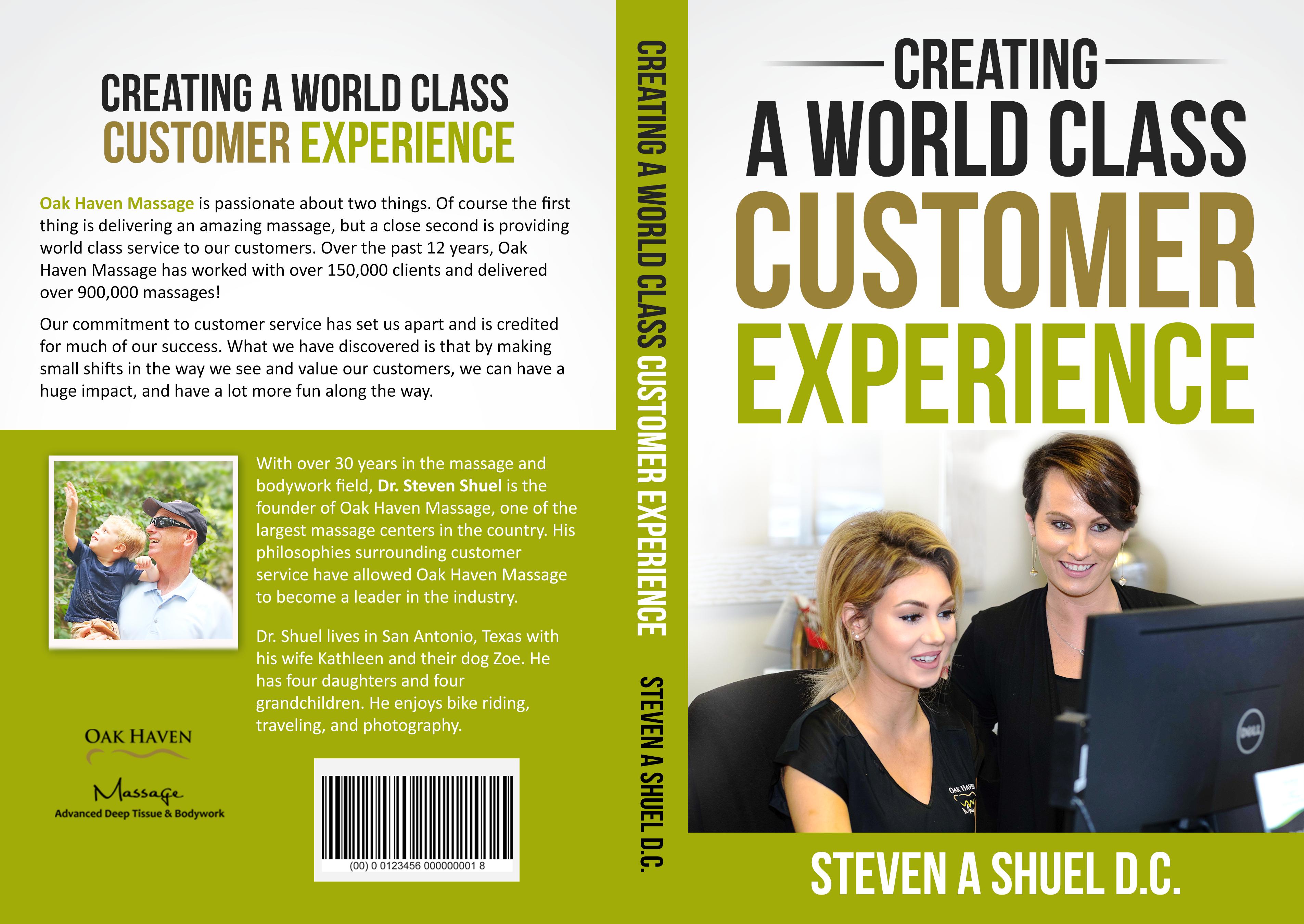 Customer Service Book Cover