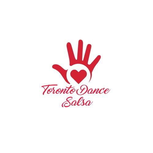 logo for salsa dance community