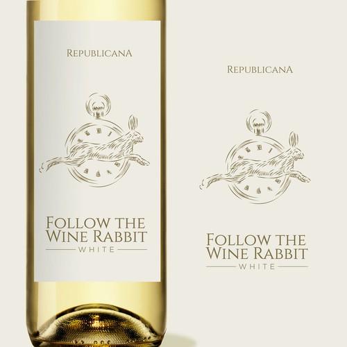 Rabbit wine.